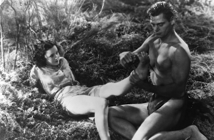 Me Tarzan You Jane
